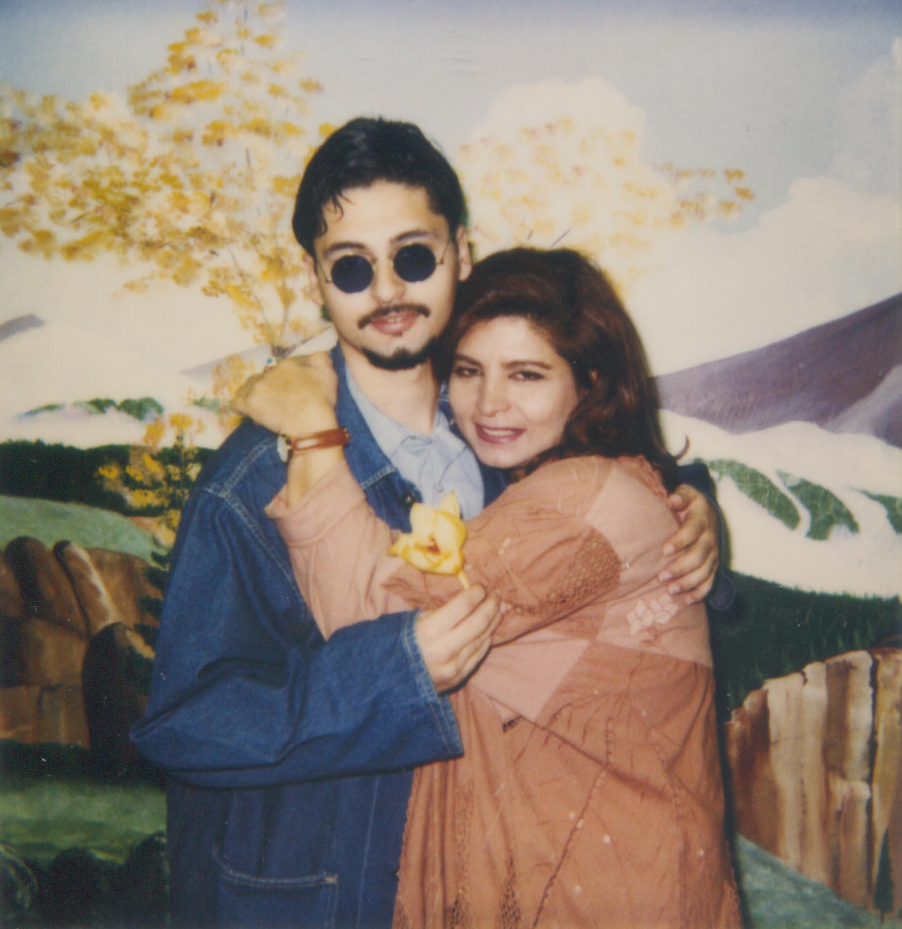saturday Jan 04, 1997 - شنبه ١۵ دی ١۳۷۵ پس از یکماه دوری از هومن عزیز بخاطر تلاش برای آزادیاش